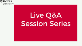 Live Q&A Session Series Icon